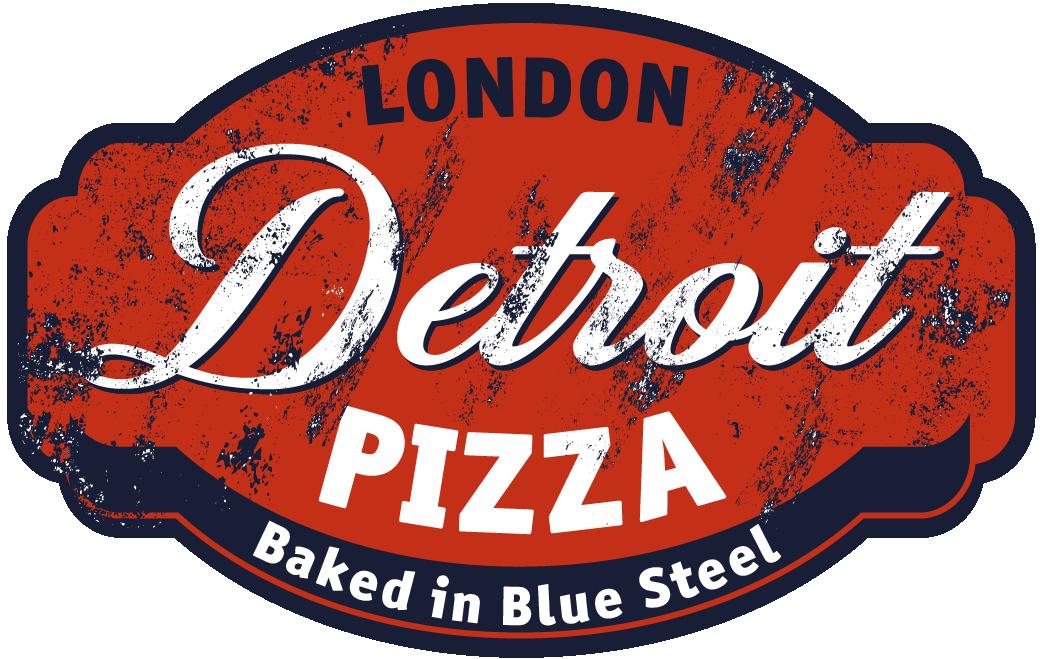 Logo Design-Detroit Pizza London