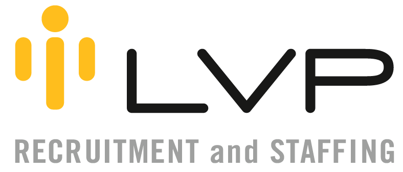 Logo Design- LVP Recruitment