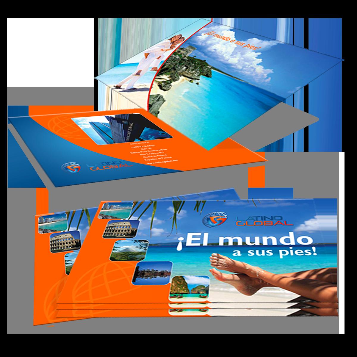 Latino Global 16-pg brochure