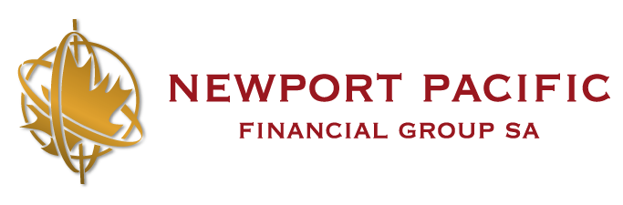 Logo sample - Newport Pacific