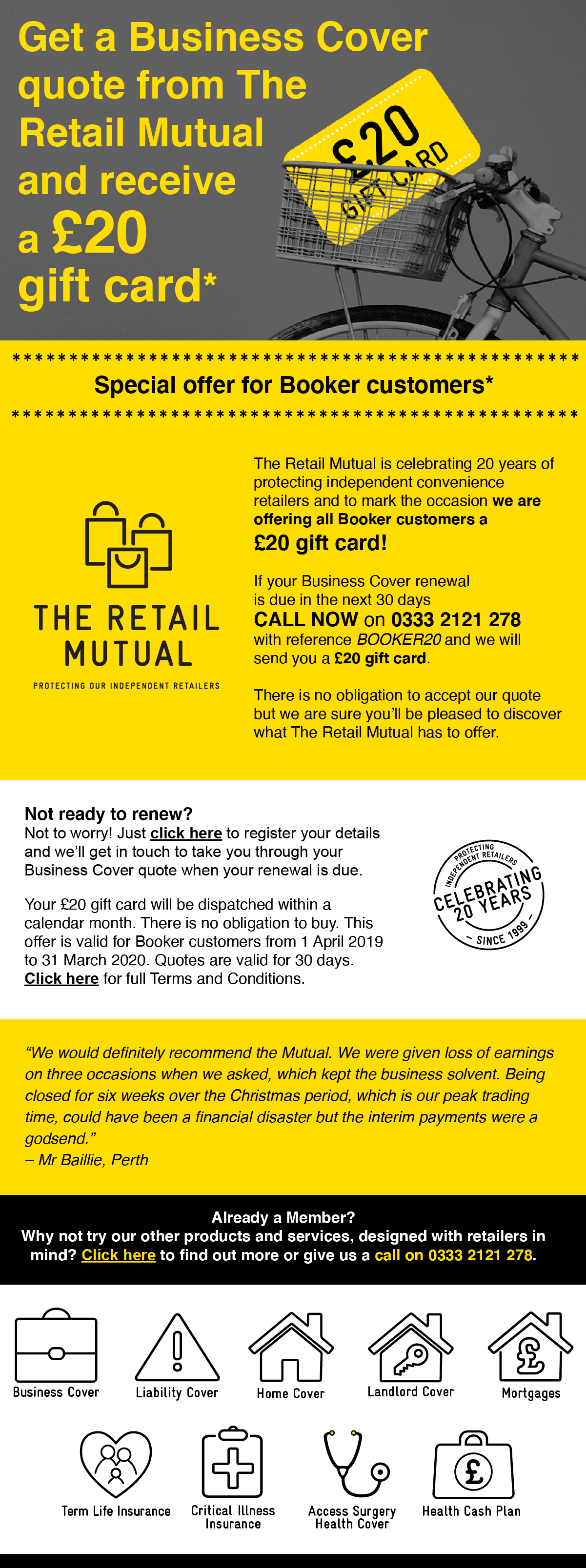 The Retail Mutual - Email Shot2